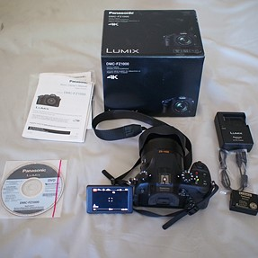 For Sale: Panasonic FZ1000 in like-new, mint condition