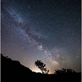 Milky Way with GX8