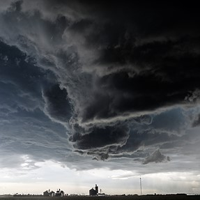 Coolpix A and storm chasing