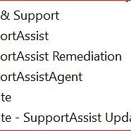 Do I uninstall or keep Dell Support Assist, etc?