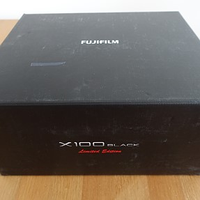 FS: Fujifilm X100 Limited Edition - $425