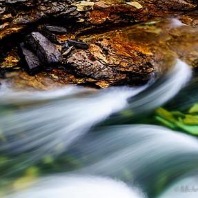 Swedish Lapland - The colourful Abisko Canyon