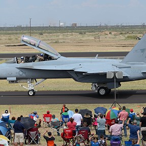 Commemorative Air Force High Sky Wing AIRSHO--Midland, TX
