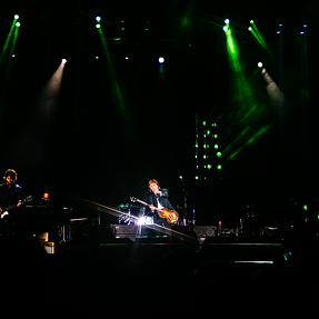 Paul McCartney show pictures proves (IMO) X100T is still a solid choice