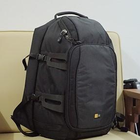 Backpack tripod strap start to wear off