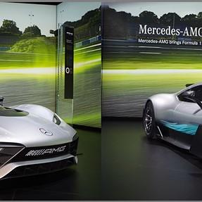 3D from Dubai auto show
