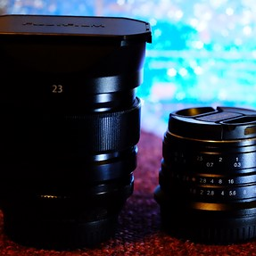 Just got my X-mount 7artisans 25mm f/1.8 lens, new, for $70