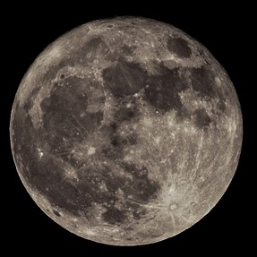 Super Moon with the P900