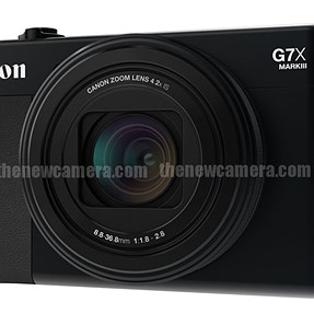 Canon G7X Mark III Leakes Images