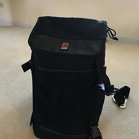 FS: Chrome Niko Messenger Bag