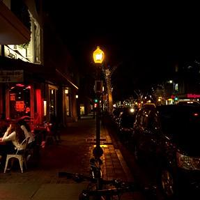 RX0: 4K Night Test Video - Downtown Palo Alto
