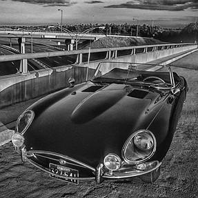 My old Jaguar XKE-1963
