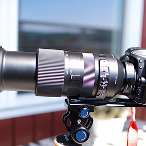 A tripod mount for Sigma 100-400 C, maybe?!
