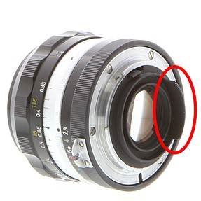 Modifying old Nikon lens