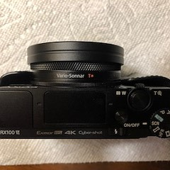 Lens Cap for Sony RX100VI