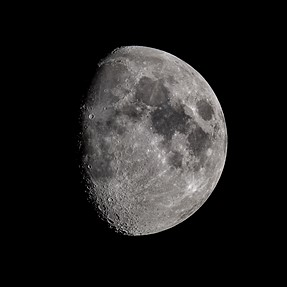moon at full 3/4, best shot i got from the beginning   :-)  :-)