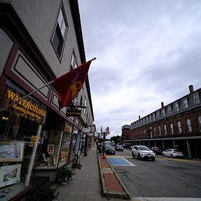 Ayer, a small town in Massachusetts (Laowa 9mm)