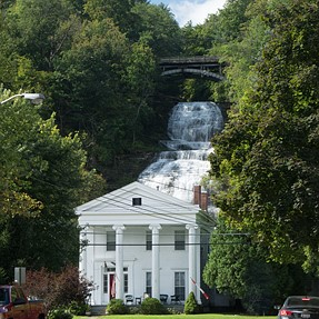 One Pic of Montour Falls
