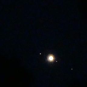 Jupiter this Week!