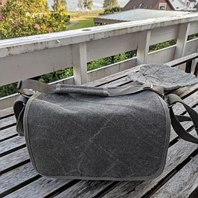 Finally a bag that fits