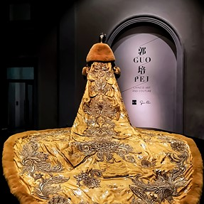 Exhibition of costume designs by Guo Pei