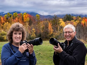 Interview: Olympus Educators Lisa and Tom Cuchara on how Olympus has transformed their outdoor photography