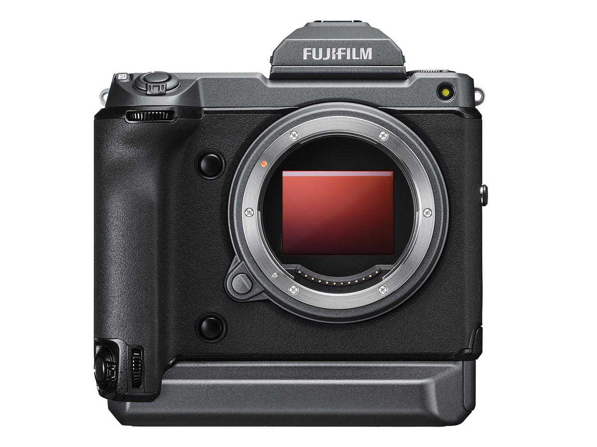 Fujifilm GFX 100 announced with 100 Megapixels, phase-detect AF and 4K video for $10,000
