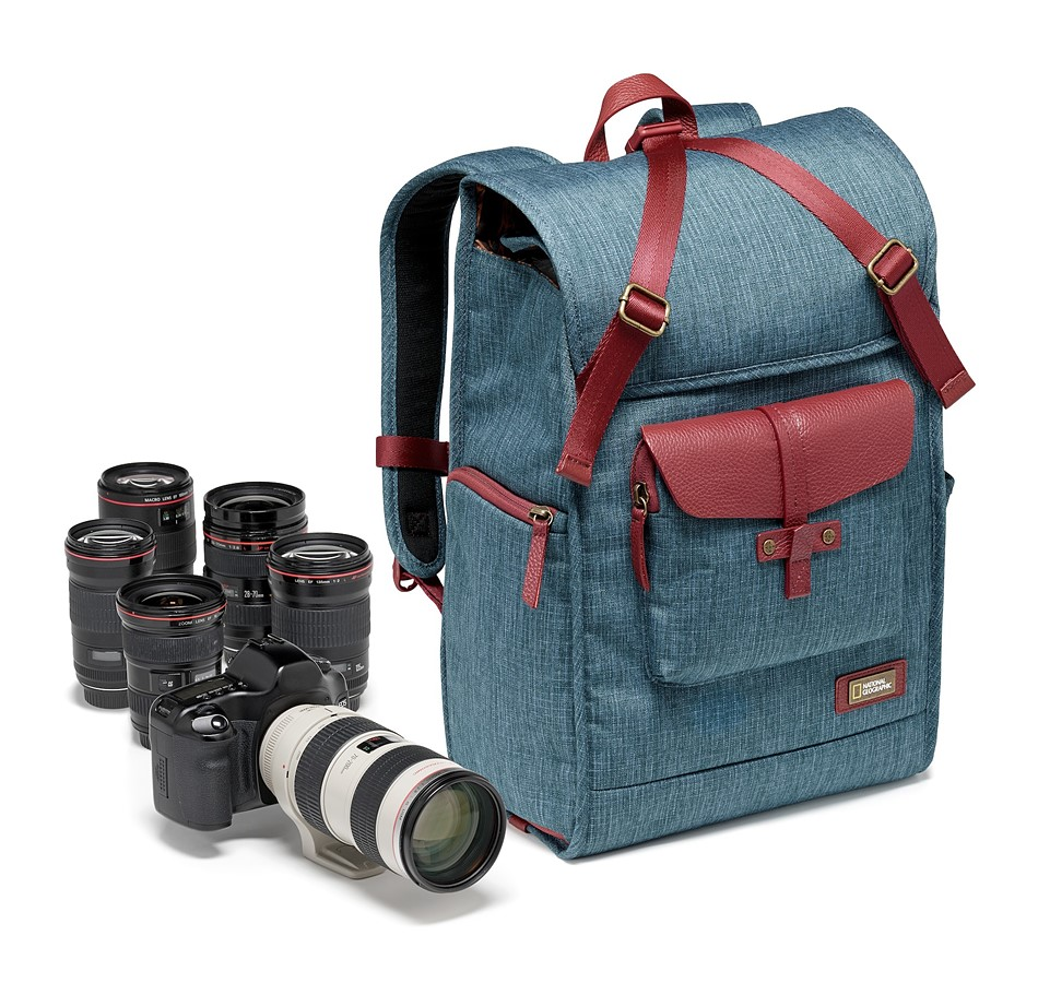 Manfrotto launches National Geographic Australia Collection bags ...
