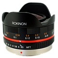 Rokinon 7.5mm 1:3.5 UMC Fisheye CS