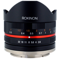 Rokinon 8mm F2.8 UMC Aspherical Fisheye