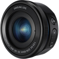 Samsung NX 16-50mm F3.5-5.6 Power Zoom ED OIS