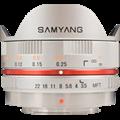 Samyang 7.5mm F3.5 UMC Fisheye MFT