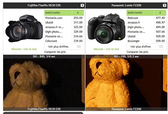 FZ200 vs HS30…bought both…tested side by side   : Panasonic