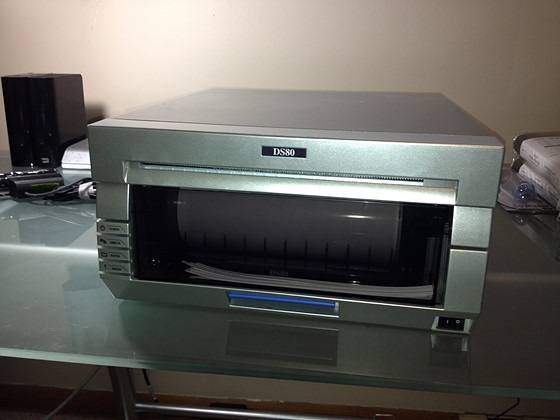 Dnp Ds80 8x10 Dye Sub Event Printer For Sale And Wanted Forum