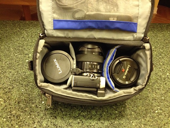 Think Tank Mirrorless Mover 20 Short Review Micro Four