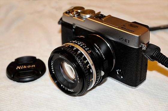 re x e1 manual focus nikon glass only fujifilm x system slr talk rh dpreview com Nikon D800 Manual Espanol Nikon D3000 Manual