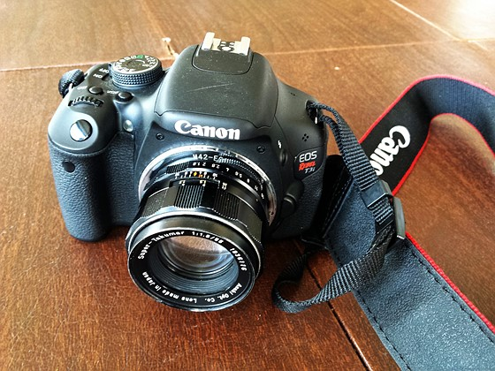 how to use canon t3i