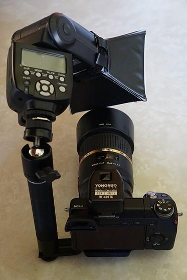 Re: Macro on a A6000: Sony Alpha / NEX E-mount (APS-C) Talk
