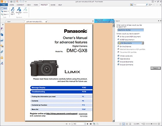 foxit pdf cannot copy text