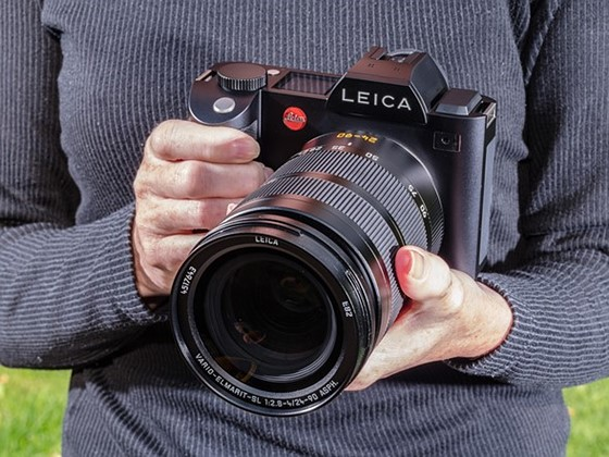 and finally ill part with a look at the camera - Mirrorless Full Frame