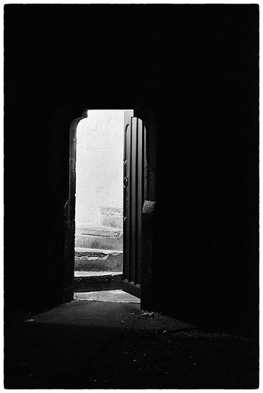 An Open Door: Black an...