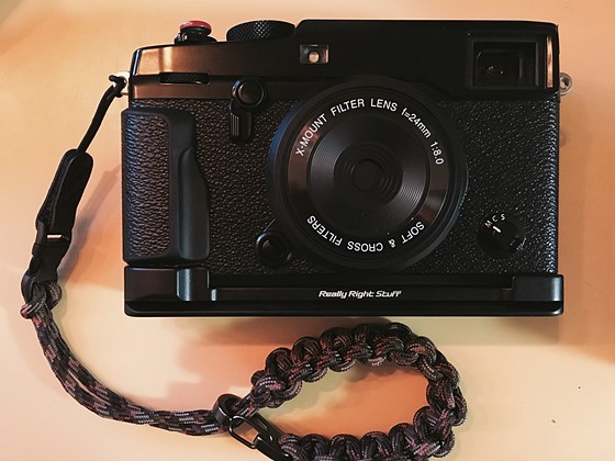Rrs Plate For X Pro2 Vs Fuji Mhg Xpro2 Grip Fujifilm X