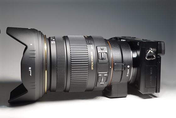 Re Sigma 17 50mm F2 8 Ex Dc Os Sony Alpha Nex E Mount