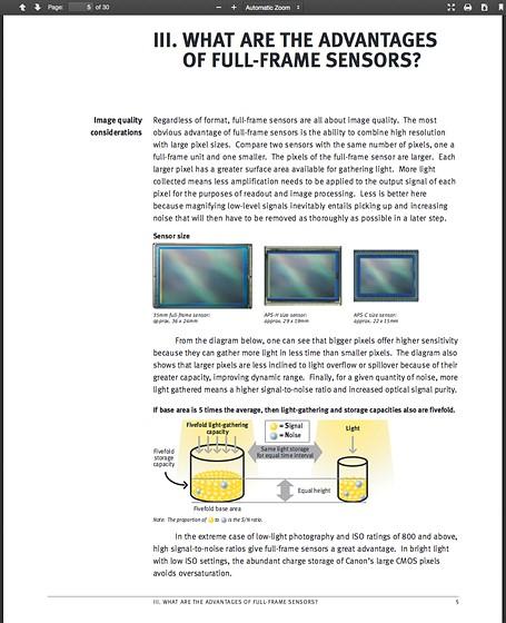 full frame lens not as good on crop body?: Canon SLR Lens Talk Forum ...