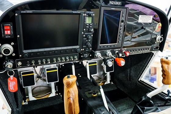 A6300 w/18-55mm Stils / 4K Video (First Flight Of KitFox SS7