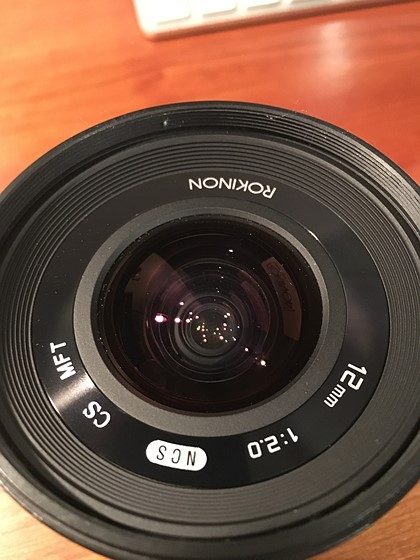 Rokinon 12mm F2 for m43: For Sale and Wanted Forum: Digital