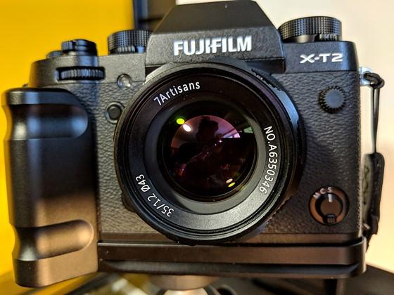 Want Bokeh Go Get A 35mm F1 2 From 7artisans Fuji X