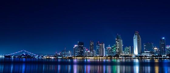 San Diego Skyline Samples And Galleries Forum Digital Photography