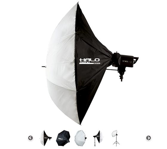 "Umbrella Vs Softbox Vs Beauty Dish: Westcott 26"" Octabox Vs 24"" Rapid Beauty Dish: Studio And"