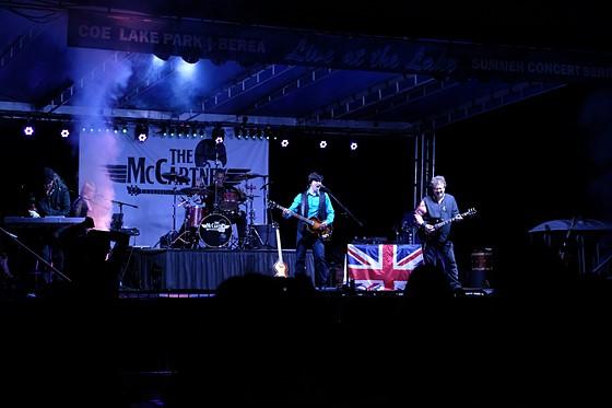 coe lake berea concerts